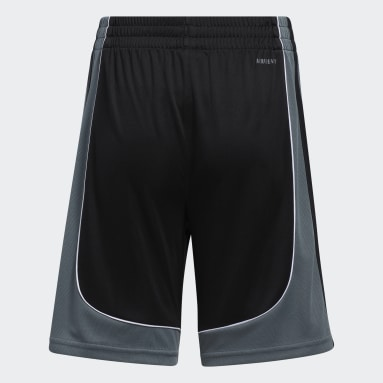 Youth Basketball Black B-Ball Creator Shorts
