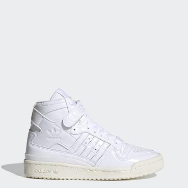Women's Originals White Forum 84 High Shoes