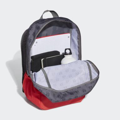 Kids 4-8 Years Gym & Training Red Mo Salah Backpack