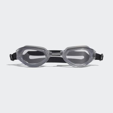 Simning Grå persistar fit unmirrored swim goggle