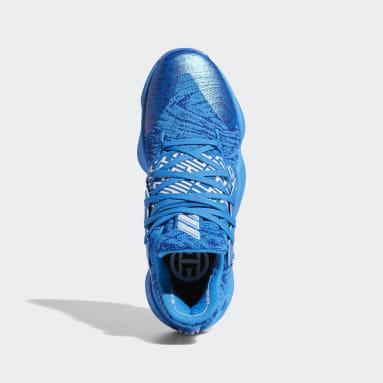 Men's Basketball Blue Harden Vol. 4 Shoes