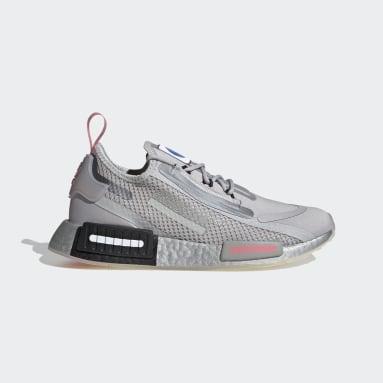 Women Originals Grey NMD_R1 Spectoo Shoes