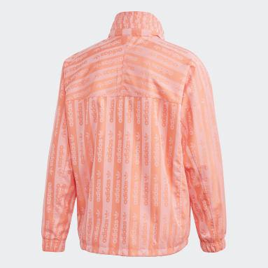 Chaqueta con capucha R.Y.V. Naranja Hombre Originals