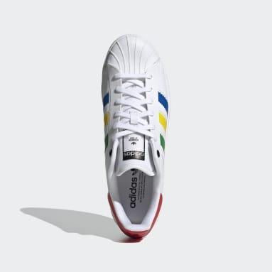 Originals White Superstar OT Tech Shoes