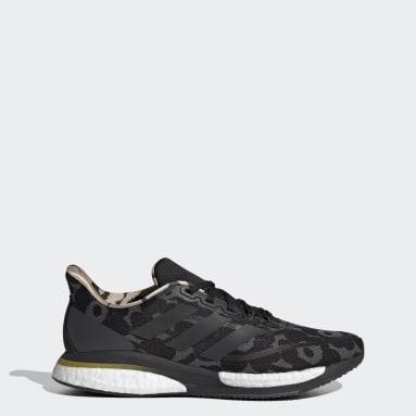 Women Running Grey Supernova x Marimekko Shoes