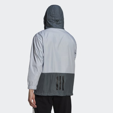 Anorak Back to Sport WIND.RDY Azul Hombre Outdoor Urbano