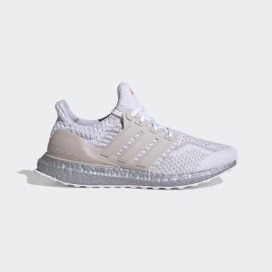 Women's Running White Ultraboost 5.0 DNA Shoes