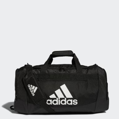 Training Black Defender Duffel Bag Medium