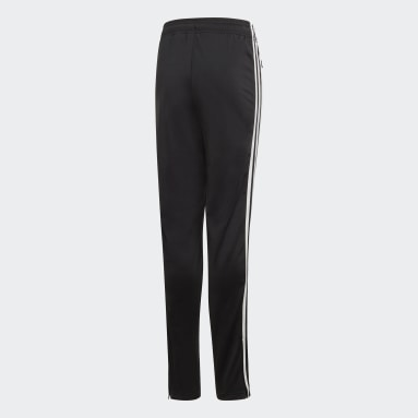 Pantaloni High-Waisted Nero Ragazza Originals