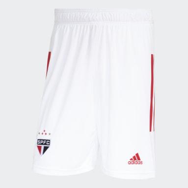 Shorts São Paulo FC 1 Branco Homem Basquete