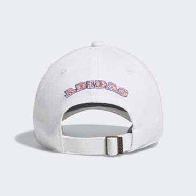 Women's Originals White Logo Play Relaxed Hat