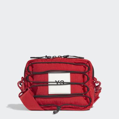 Y-3 SLING BAG Rosso Y-3