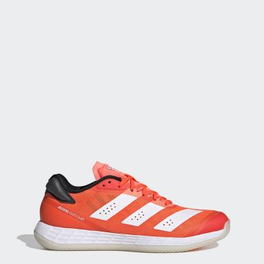 Chaussure de handball Adizero Fastcourt 1.5 Orange Tennis De Table