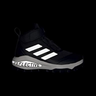 Kids Running Black FortaRun All Terrain Running Shoes
