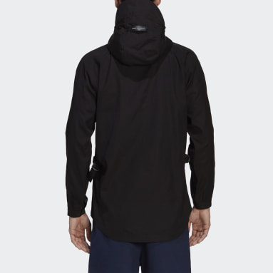 Coupe-vent Y-3 Classic Light Ripstop Hooded Noir Hommes Y-3