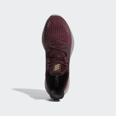Training Burgundy Alphabounce+ Shoes