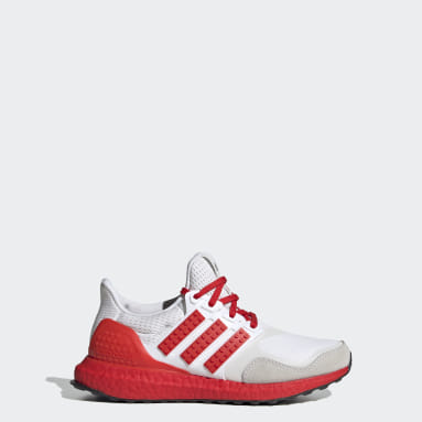 Chaussure de running adidas Ultraboost DNA x LEGO® COLORS blanc Adolescents Course