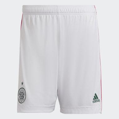 Voetbal Wit Celtic FC 21/22 Derde Short