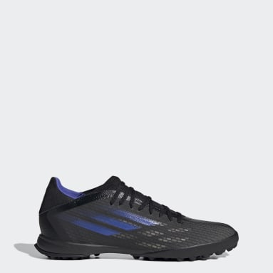 Chaussure X Speedflow.3 Turf Noir Football