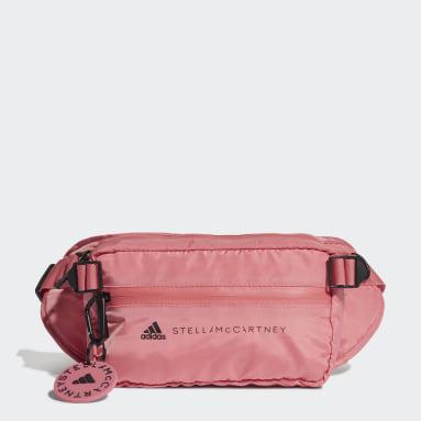 Ženy Fitko růžová Ledvinka adidas by Stella McCartney