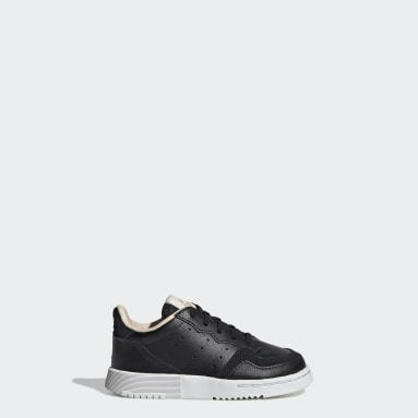 Infant & Toddler Originals Black Supercourt Shoes