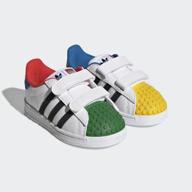 Chaussure adidas Superstar 360 x LEGO® Blanc Enfants Originals