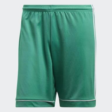Pantalón corto Squadra 17 Verde Hombre Gimnasio Y Entrenamiento