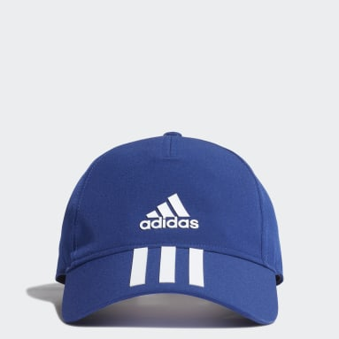 Training Blue AEROREADY 3-Stripes Baseball Cap
