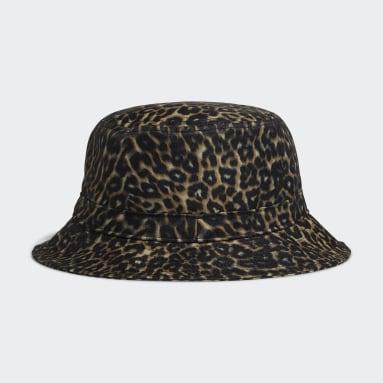 Originals Brown Cheetah Bucket Hat