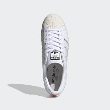 Women Originals Black Superstar 80s Human Made Shoes