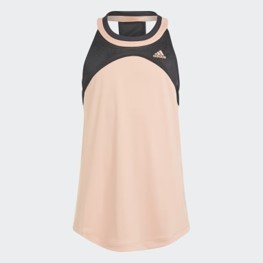розовый Майка для тенниса Club