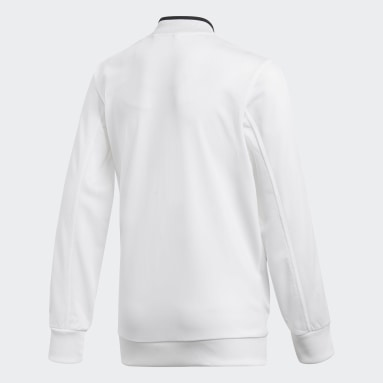 Kinder Fitness & Training Condivo 18 Jacke Weiß