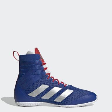 Boksen blauw Speedex 18 Boksschoenen