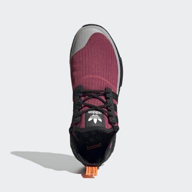 Men's Originals Pink NMD_R1 Trail Shoes