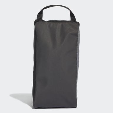 Football Black Juventus Shoe Bag