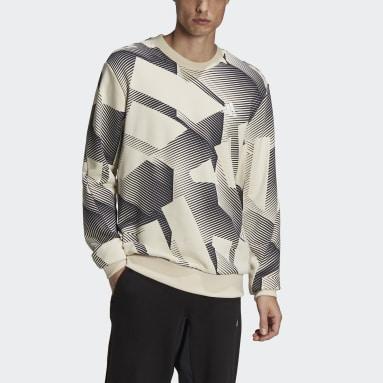 Männer Sportswear adidas Sportswear Graphic Sweatshirt Mehrfarbig