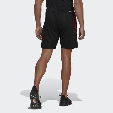 Pantalón corto All Blacks Rugby Gym Primeblue Negro Hombre Rugby