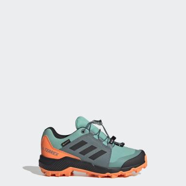 Sapatilhas de Caminhada GORE-TEX TERREX Verde Criança TERREX