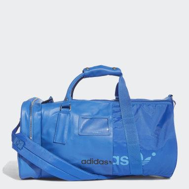 Originals modrá Sportovní taška Blue Version Remix