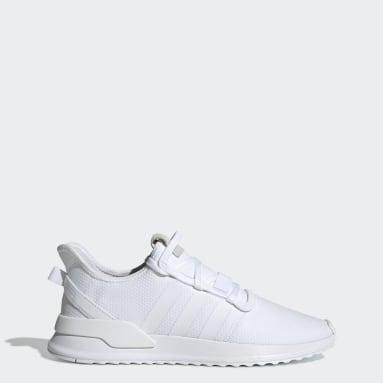 Chaussure U_Path Run Blanc Originals