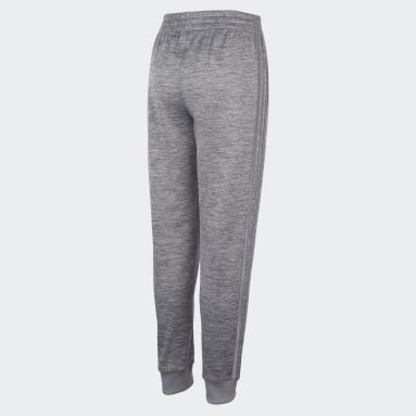 Youth Training Grey Focus Joggers
