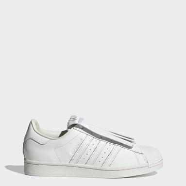 Women Originals White Superstar FR Shoes