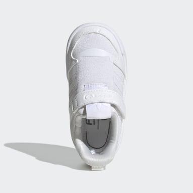 Kinderen Originals wit Forum 360 Schoenen