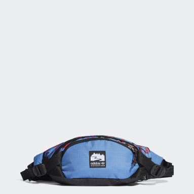 Marsupio adidas Adventure Small Blu Originals