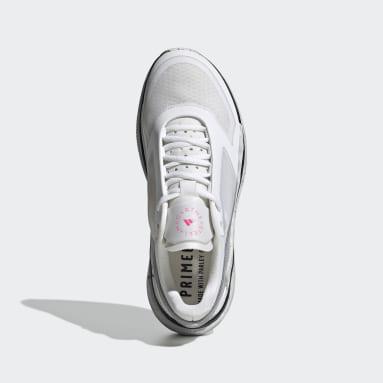 Kvinder adidas by Stella McCartney Hvid adidas by Stella McCartney Earthlight Mesh sko