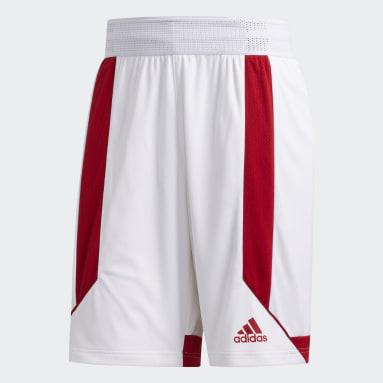 Men Basketball White Creator 365 Shorts