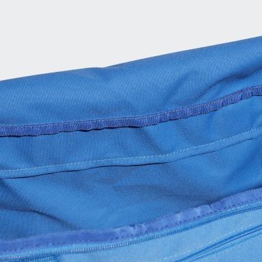 Bolsa Deportiva Linear Core Mediana (UNISEX) Azul Sportswear