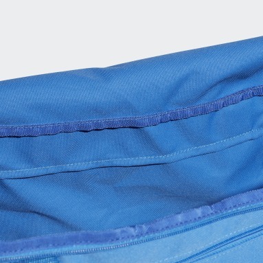 Sportswear Blå Linear Core Duffel Bag Medium