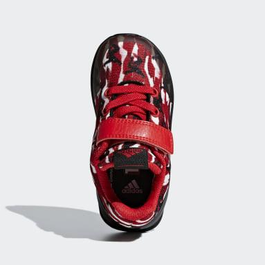 Infant & Toddler Running Red Marvel Spider-Man RapidaRun Shoes