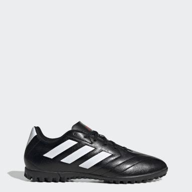 Men's Soccer Black Goletto VII Turf Shoes